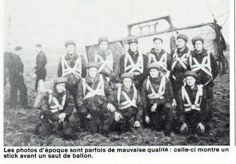L'épopée des SAS Belges et de leur leader, le Cpt « BLUNT » BLONDEEL  Stick_11