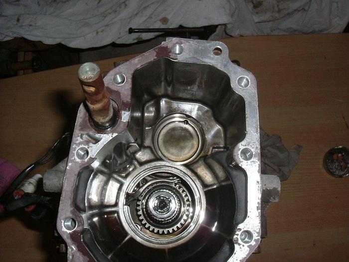 Boîte à vitesses Dscf7218