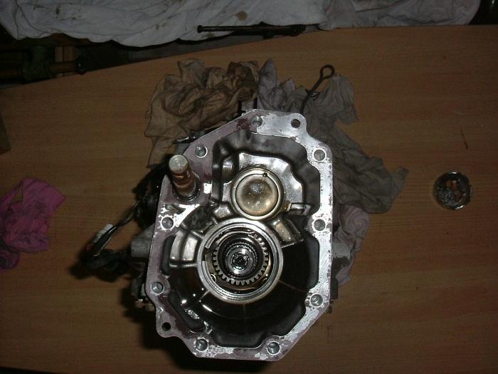 Boîte à vitesses Dscf7219