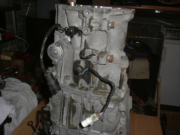 Boîte à vitesses Dscf7220