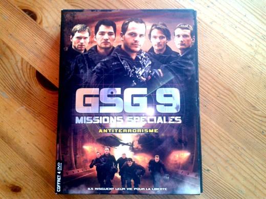 Goseb® et les dvd de Séries 2012-018