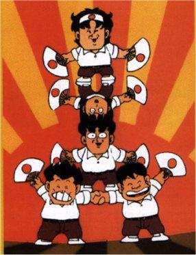 Les membres n'aimant pas les dessins animés japonais, les raisons ! - Page 2 Le_col10