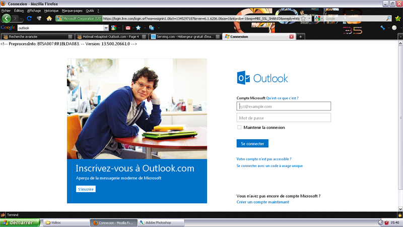 Hotmail rebaptisé Outlook.com - Page 4 Outloo11