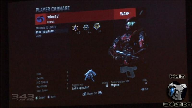 Baptême du Feu de Halo Reach (Firefight/Versus/Generator Defense) - Page 11 Carnag10
