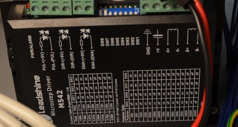 Portique BZT en cours d'installation - Page 5 Tablea10