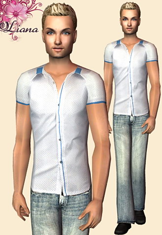 HD Shop For Sims 2 Men... Lianas12