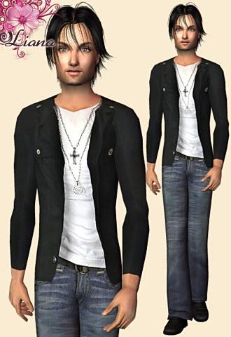 HD Shop For Sims 2 Men... Lianas13
