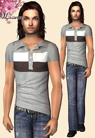 HD Shop For Sims 2 Men... Lianas14