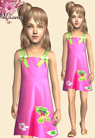 "HD Shop ""Liana&Sims"",just for girls!(children) Lianas15"