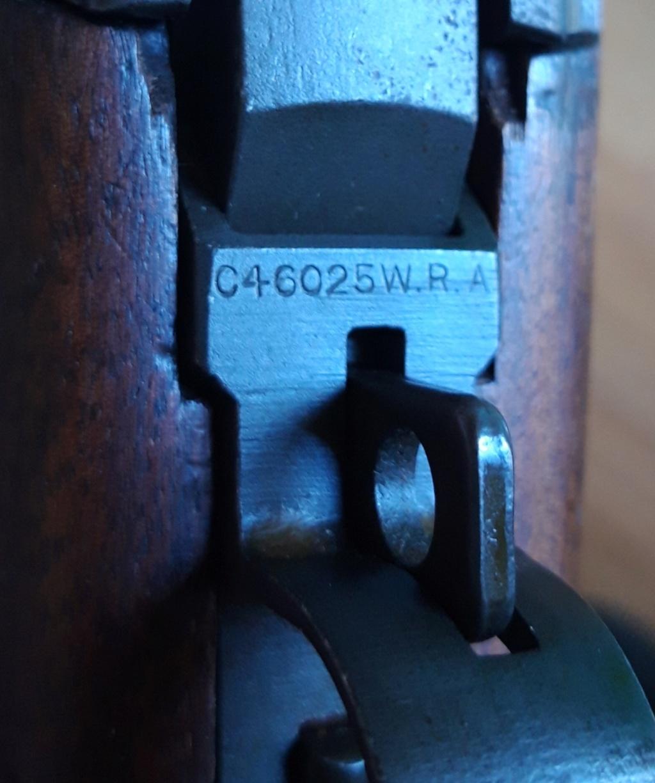 Identification M1 Garand 20190612