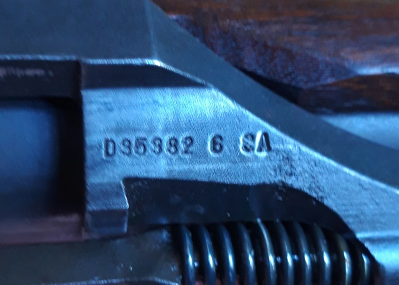 Identification M1 Garand 20190613