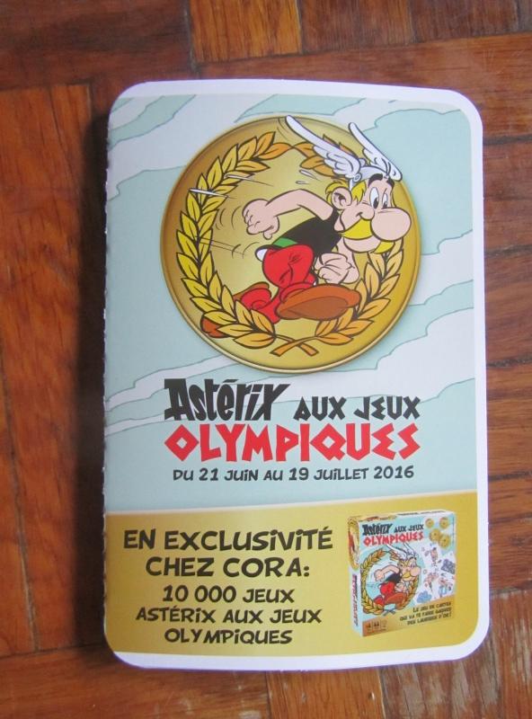 """Collection de cartes """"Astérix aux Jeux Olympiques""""  et balles magiques (cora et match) - Page 2 Cora_210"""