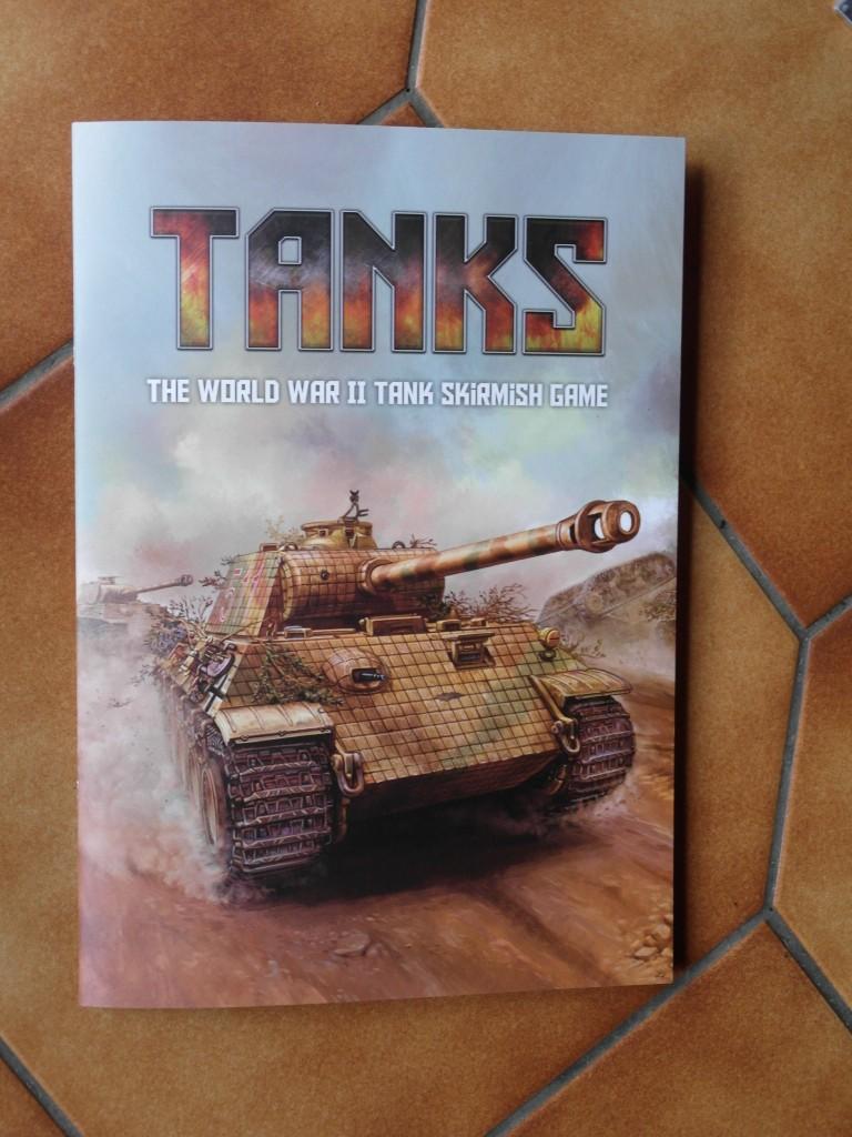 """""""Tanks"""" arrivage et ouverture de la boîte de base Sam_1113"""