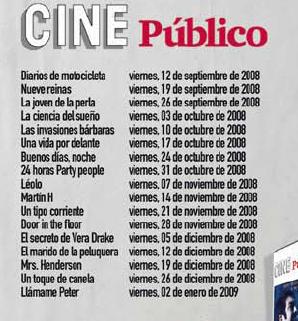 Colección cine Diario público - DVDS de mayo Public10