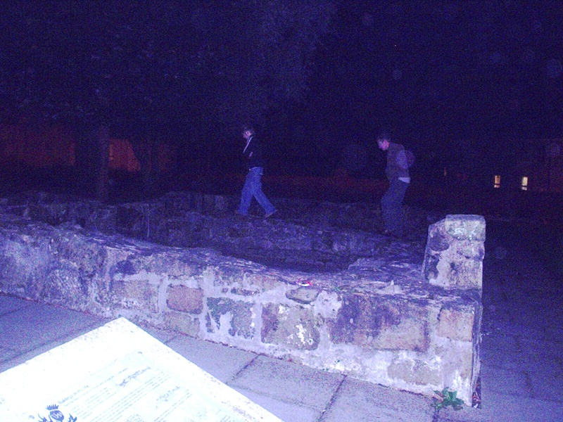 Orbs At the home of William Wallace Tshirt24