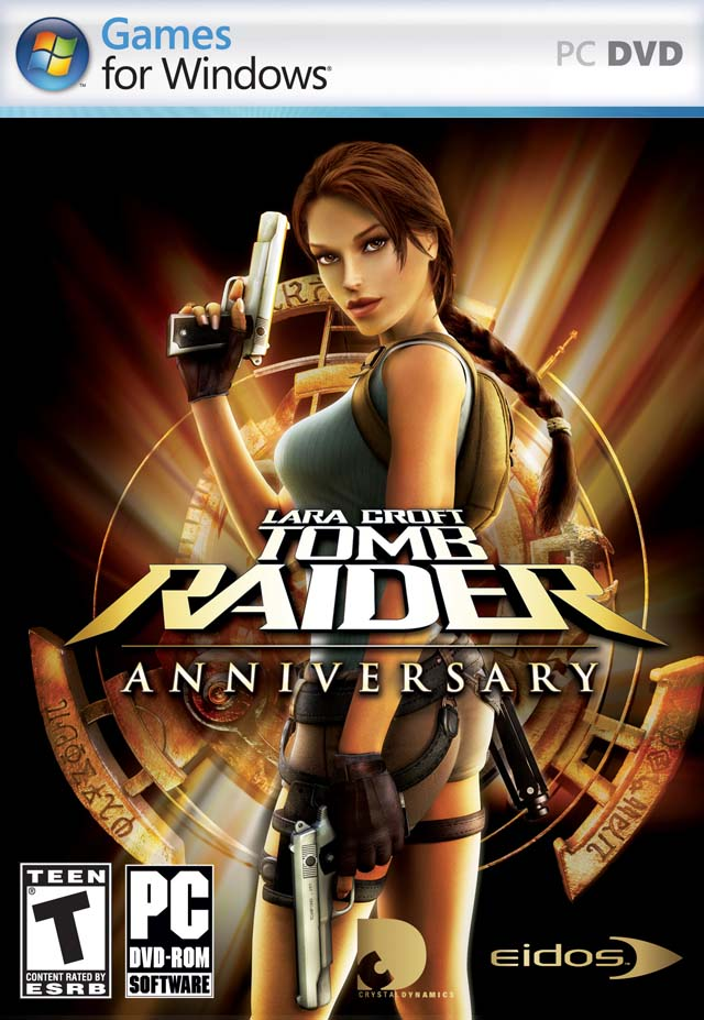 Tomb Raider gets a special 10th Anniversary Edition 93402310