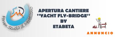 Yacht Fly-Bridge R/C (WT35) (Etabeta) Banner10