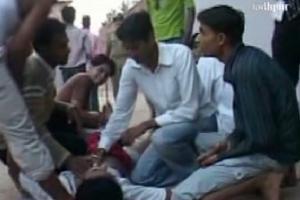 Bousculade dans un temple en Inde Inde10