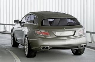 Mondial de l'Automobile : Mercedes-Benz ConceptFascination Merced17