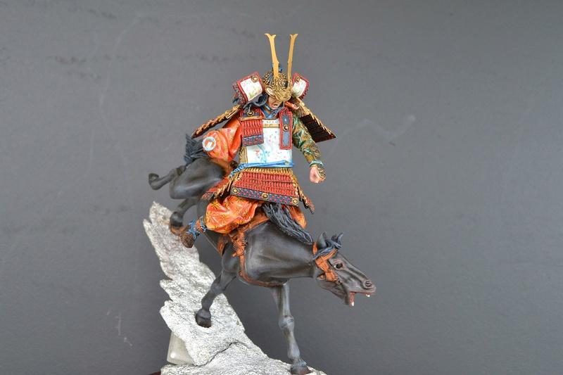 figurine pegaso - samouraï 90 mm - Page 2 S210