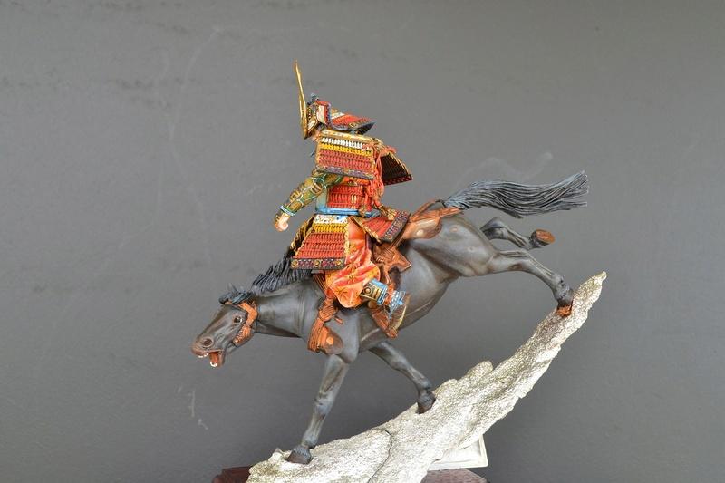 figurine pegaso - samouraï 90 mm - Page 2 S310
