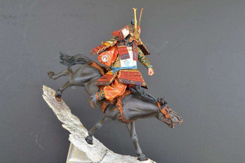 figurine pegaso - samouraï 90 mm - Page 2 S510