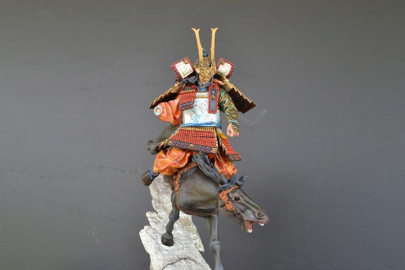figurine pegaso - samouraï 90 mm - Page 2 S610