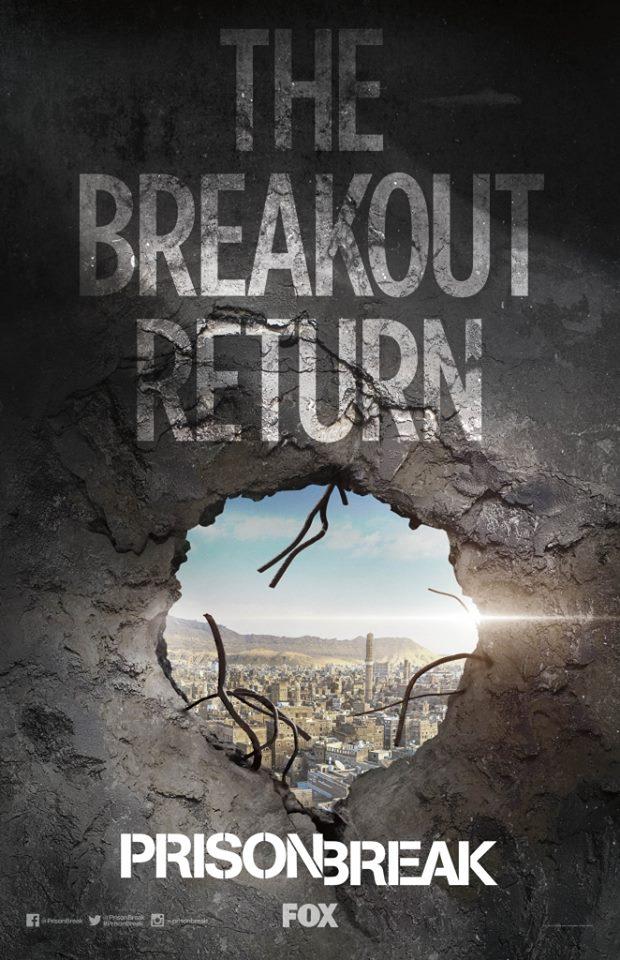 حصرياً  الاعلان الثاني من برزن بريك الموسم الخامس  الخروج | الهروب من السجن Breaking Out | PRISON BREAK  13690810
