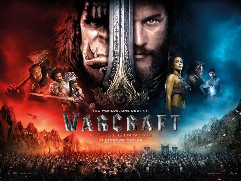 Cinéma : Warcraft le commencement. Warcra10