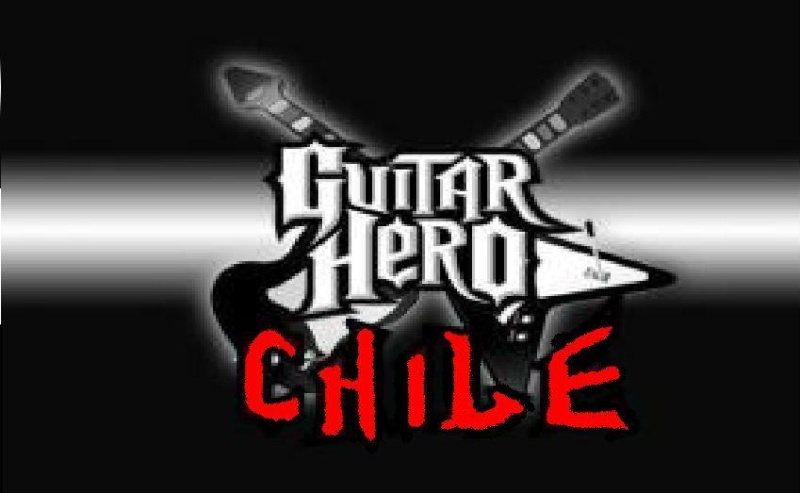 Guitar Hero Chile