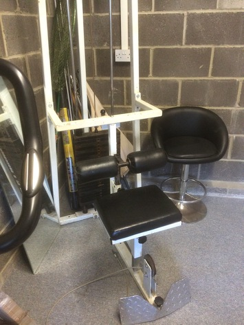Lat pull down machine for sale Image16