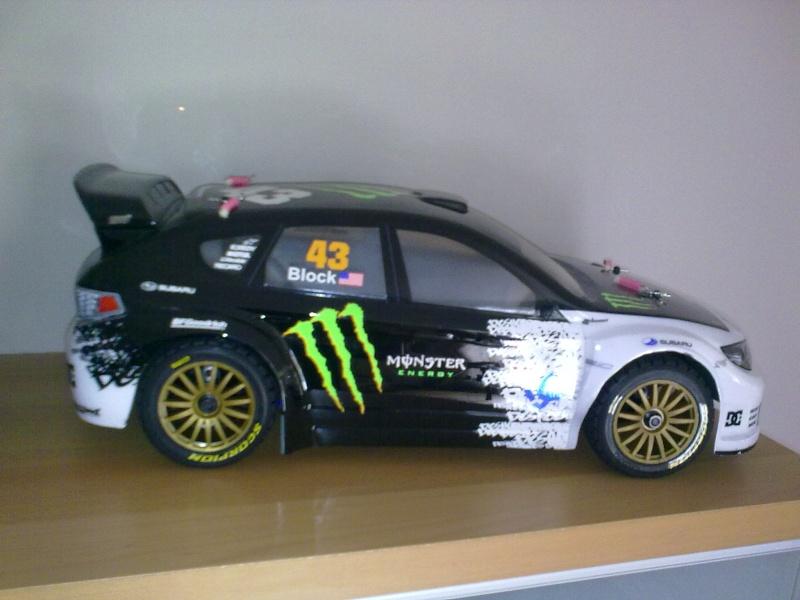 kyosho drx ep : rally game 25042012