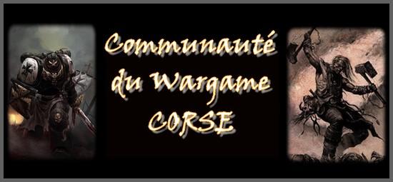 Forum de la Communauté de Wargame Corse