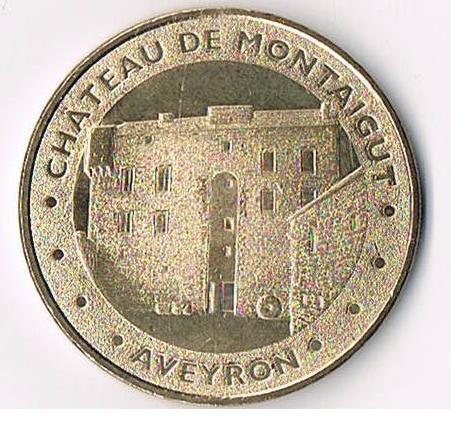 Gissac (12360)  [Château de Montaigut] Mdp_1210
