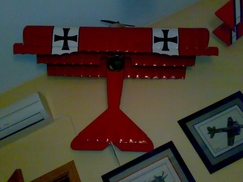 Aviones De Radio Control Focker10
