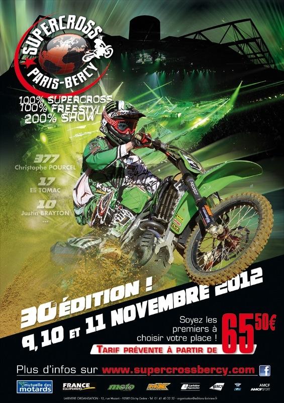 Supercross Paris-Bercy 9,10,11 Novembre 2012 Superc10
