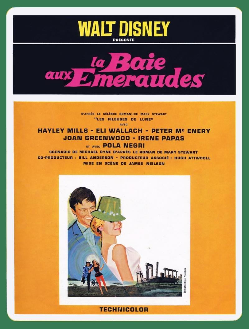 [Walt Disney Pictures] La Baie aux Emeraudes (1964) 1965_010