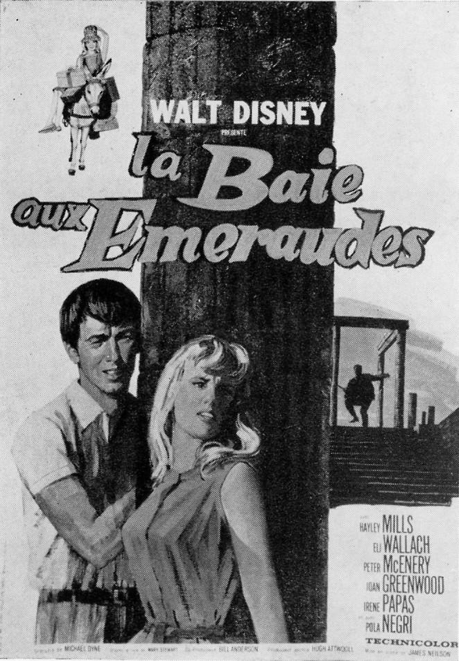 [Walt Disney Pictures] La Baie aux Emeraudes (1964) 1965_011