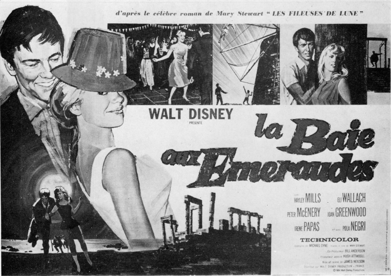 [Walt Disney Pictures] La Baie aux Emeraudes (1964) 1965_012