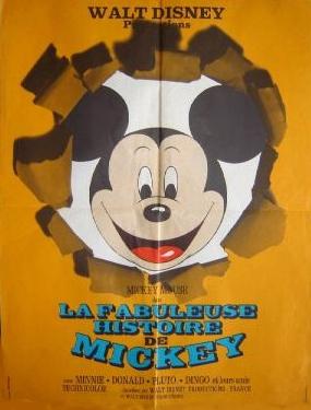 [Walt Disney] La Fabuleuse Histoire de Mickey (1970) 1970_010