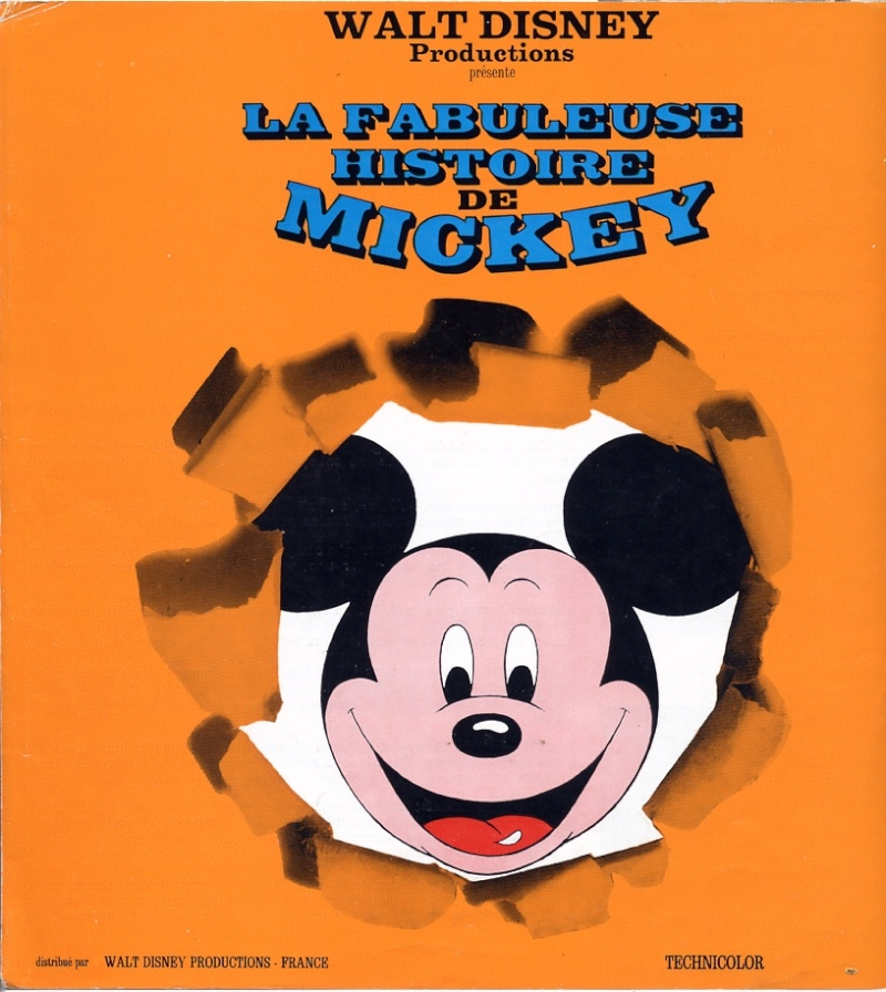 [Walt Disney] La Fabuleuse Histoire de Mickey (1970) 1970_011