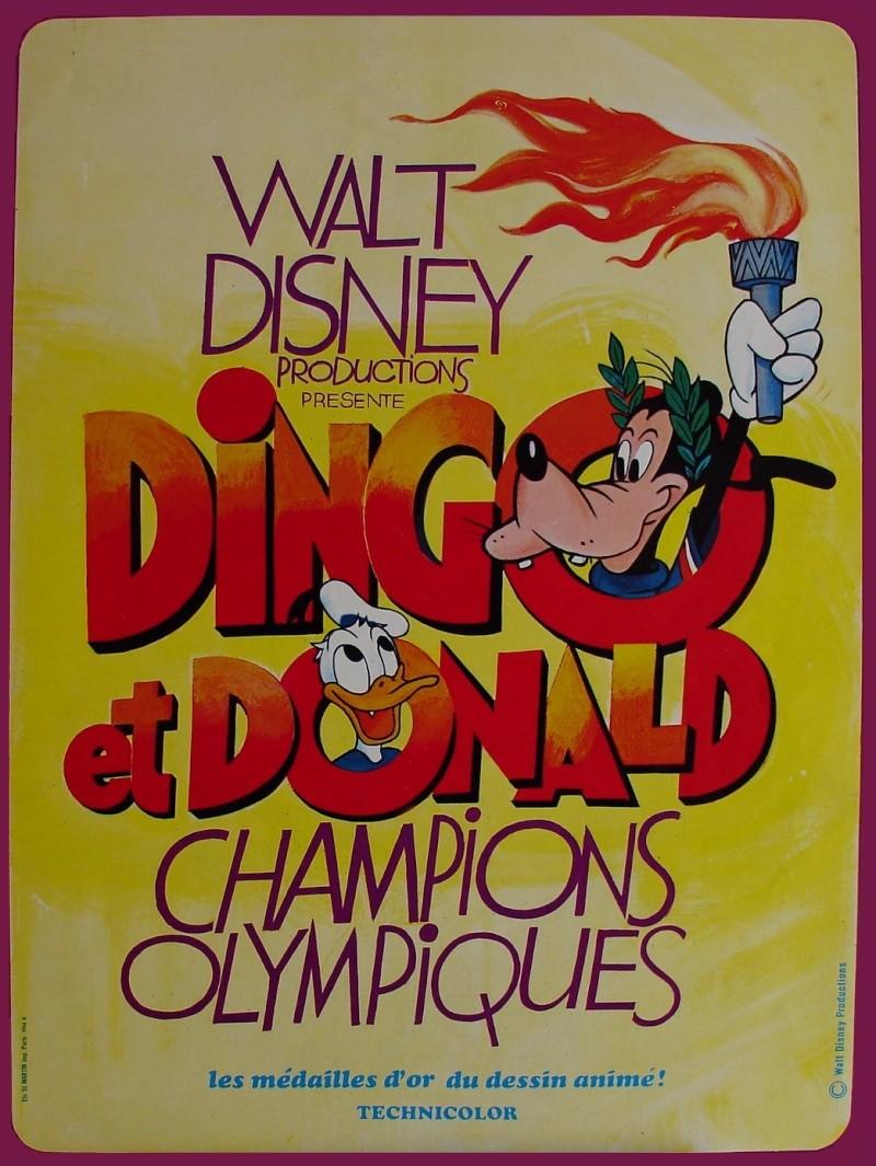 [Walt Disney] Dingo alias Goofy et Donald Champions Olympiques (1972) 1972_010