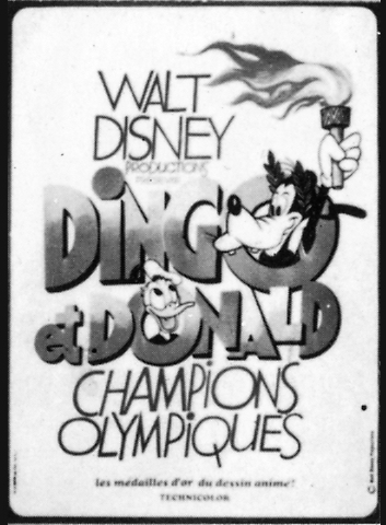[Walt Disney] Dingo alias Goofy et Donald Champions Olympiques (1972) 1972_013