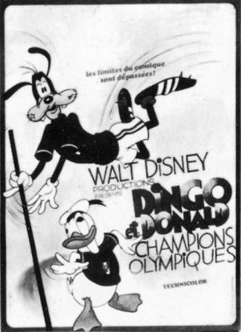 [Walt Disney] Dingo alias Goofy et Donald Champions Olympiques (1972) 1972_015