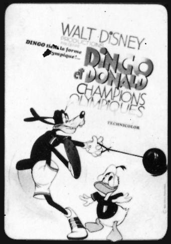[Walt Disney] Dingo alias Goofy et Donald Champions Olympiques (1972) 1972_016