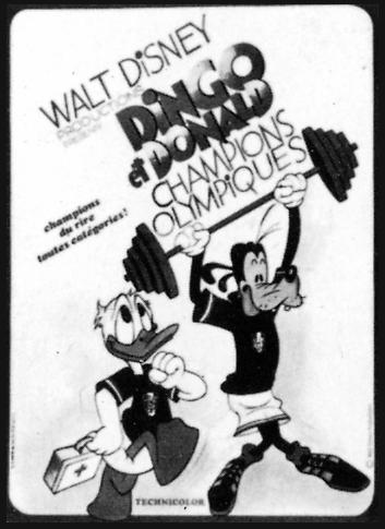 [Walt Disney] Dingo alias Goofy et Donald Champions Olympiques (1972) 1972_017