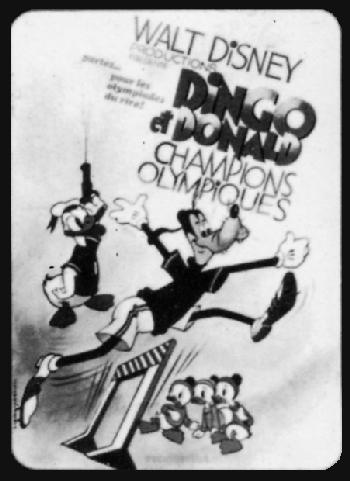 [Walt Disney] Dingo alias Goofy et Donald Champions Olympiques (1972) 1972_018