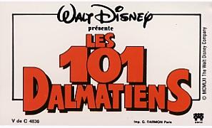 Les 101 Dalmatiens [Walt Disney - 1960] - Page 2 1987_010