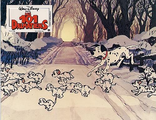 Les 101 Dalmatiens [Walt Disney - 1960] - Page 2 1987_012
