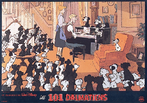 Les 101 Dalmatiens [Walt Disney - 1960] - Page 2 1995_012